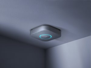 Nest Protect Advanced Wireless Smoke Detector Available on Amazon.
